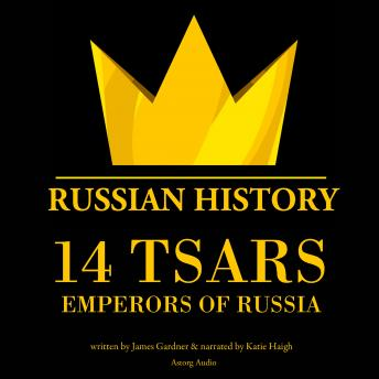 Download 14 russian tsars, russian history by James Gardner