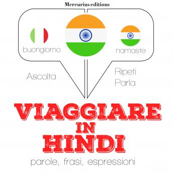 Viaggiare in Hindi