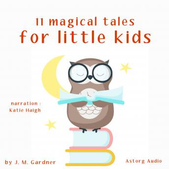 11 magical tales for little kids