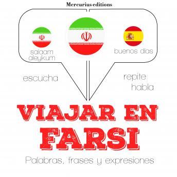 Viajar En Farsi Persa