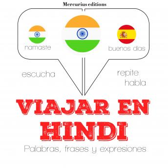 Viajar en hindi