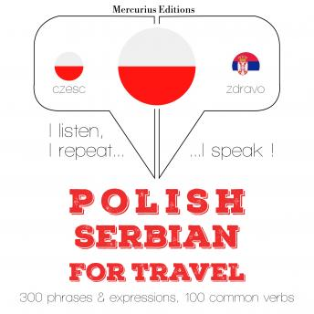 Polish – Serbian : For travel