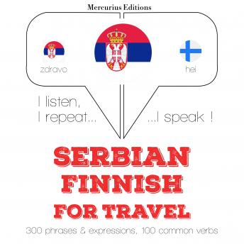 Serbian – Finnish : For travel