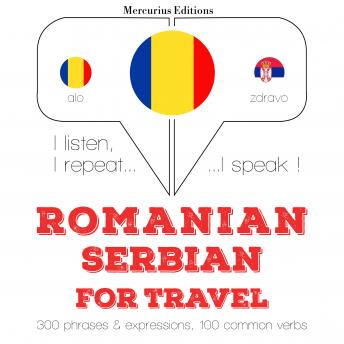 Romanian – Serbian : For travel