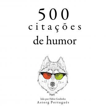 500 citações de humor: Recolha as melhores citações