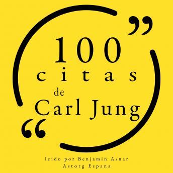 100 citas de Carl Jung: Colección 100 citas de