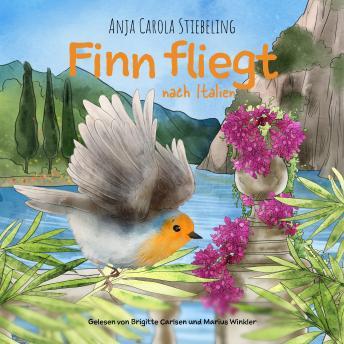 Finn fliegt nach Italien - Vogelzug in einer liebevollen und packenden Geschichte erzählt (Ungekürzt