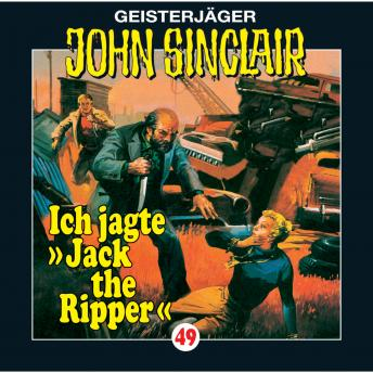 John Sinclair, Folge 49: Ich jagte Jack the Ripper, Jason Dark