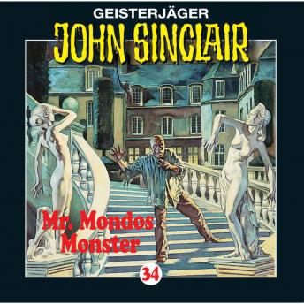 John Sinclair, Folge 34: Mr. Mondos Monster (1/2) sample.