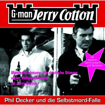 Jerry Cotton, Folge 6: Phil Decker und die Selbstmord-Falle