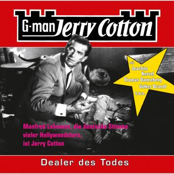 Jerry Cotton, Folge 10: Dealer des Todes