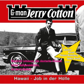 Jerry Cotton, Folge 11: Hawaii, Job in der Hölle