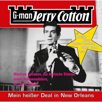 Jerry Cotton, Folge 12: Mein heißer Deal in New Orleans