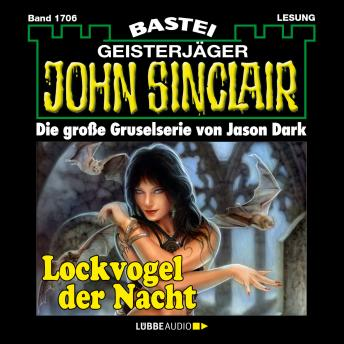 John Sinclair, Band 1706: Lockvogel der Nacht, Jason Dark