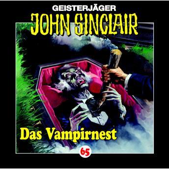 John Sinclair, Folge 65: Das Vampirnest