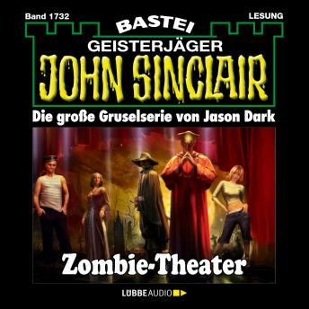 John Sinclair, Band 1732: Zombie-Theater (2.Teil), Jason Dark