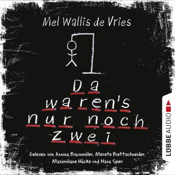 Download Da waren's nur noch zwei by Mel Wallis De Vries
