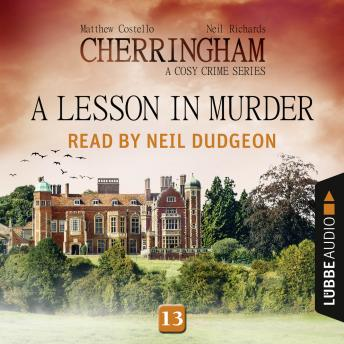 A Lesson in Murder - Cherringham - A Cosy Crime Series: Mystery Shorts 13 (Unabridged)