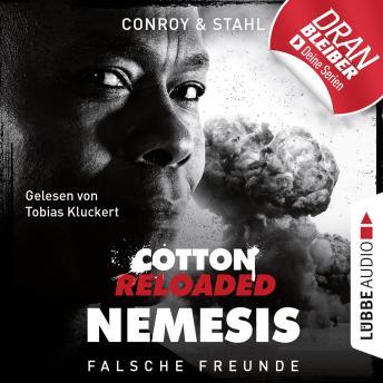 Jerry Cotton, Cotton Reloaded: Nemesis, Folge 3: Falsche Freunde (Ungekürzt)