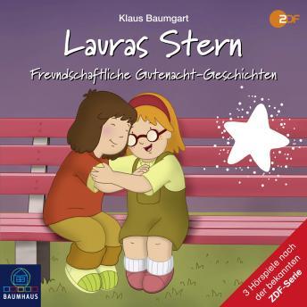 Lauras Stern, Band 12: Freundschaftliche Gutenacht-Geschichten (Hörspiel)