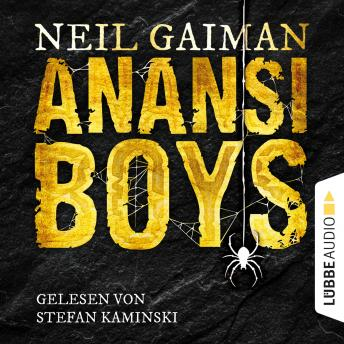 Anansi Boys (Ungekürzt)