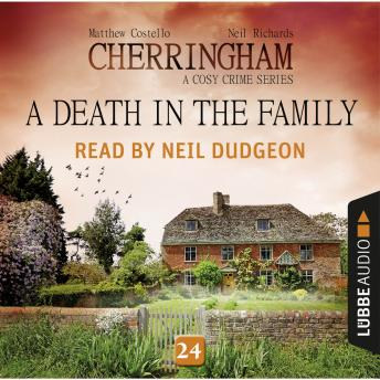 A Death in the Family - Cherringham - A Cosy Crime Series: Mystery Shorts 24 (Unabridged)