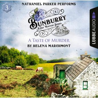 A Taste of Murder - Bunburry - Countryside Mysteries: A Cosy Shorts Series, Episode 3 (Unabridged)