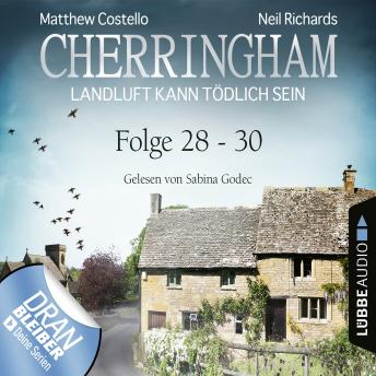 Cherringham - Landluft kann tödlich sein, Sammelband 10: Folge 28-30 (Ungekürzt)