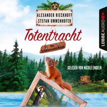 Totentracht - Schwarzwald-Krimi 1 (Gekürzt)
