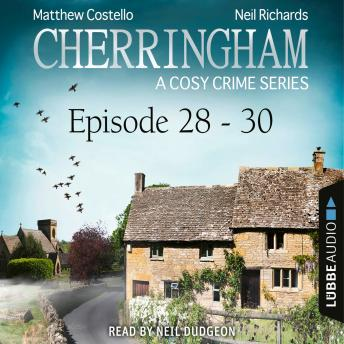 Episode 28-30 - A Cosy Crime Compilation - Cherringham: Crime Series Compilations 10 (Unabridged)