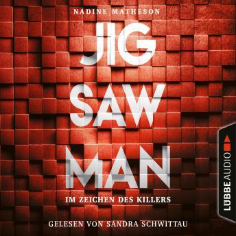 Jigsaw Man - Im Zeichen des Killers (Ungekürzt)