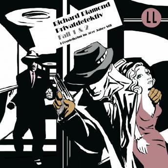 Richard Diamond, Folge 1: Die schwarze Puppe / Der braune Briefumschlag