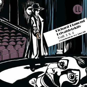Richard Diamond, Folge 3: Der Fall Ed Lloyd / Der Mordauftrag