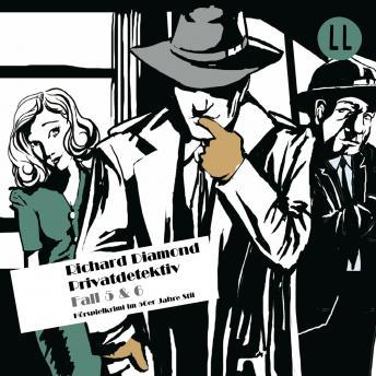 Richard Diamond, Folge 5: Der Mord am Barbier / Der Gibson Fall