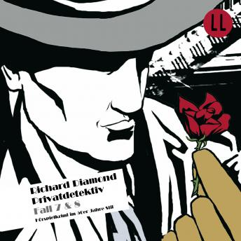 Richard Diamond, Folge 7: Die rote Rose / Der Karussell-Fall
