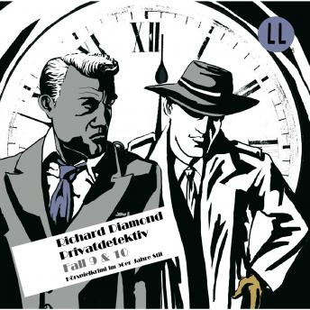 Richard Diamond, Folge 9: Der Graue Mann / Gute Nacht, Nocturne