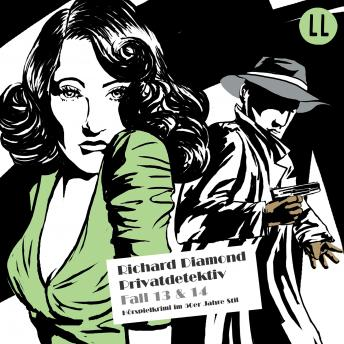 Richard Diamond, Folge 13: Der Fall Caspary / Der Metzgerladen