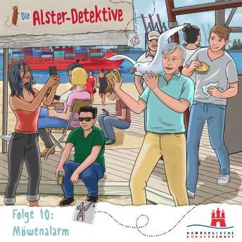 Die Alster-Detektive, Folge 10: Möwenalarm (Ungekürzt)
