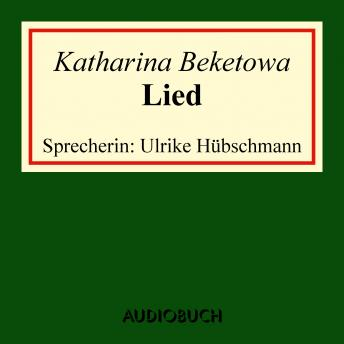 Download Lied by Katharina Beketowa