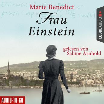 Frau Einstein (Ungekürzt)