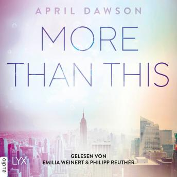 More Than This - Up-All-Night-Reihe, Teil 3 (Ungekürzt), April Dawson