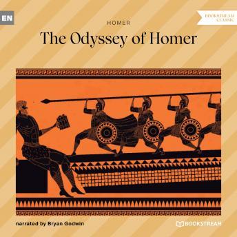 The Odyssey of Homer (Unabridged)