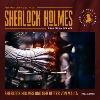 Sherlock Holmes und der Ritter von Malta (Ungekürzt)