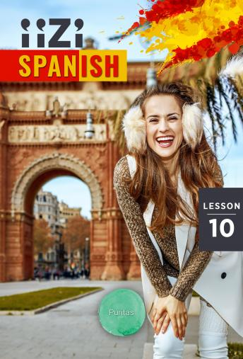 IIZI Spanish 10 details