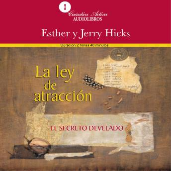 LA LEY DE ATRACCION, Esther y Jerry Hicks