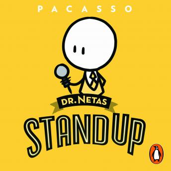 Dr. Netas. Stand up (Cómic)