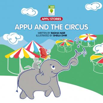 Appu and the circus, Radha Nair