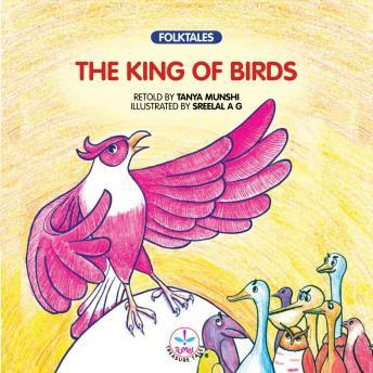 King of birds, Tanya Munshi