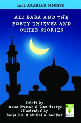 Ali Baba and the Forty Thieves and Other Stories, Arun Kumar  Dr Trivedi