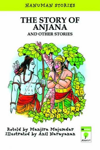 Story of Anjana and Other Stories, Manjira Majumdar